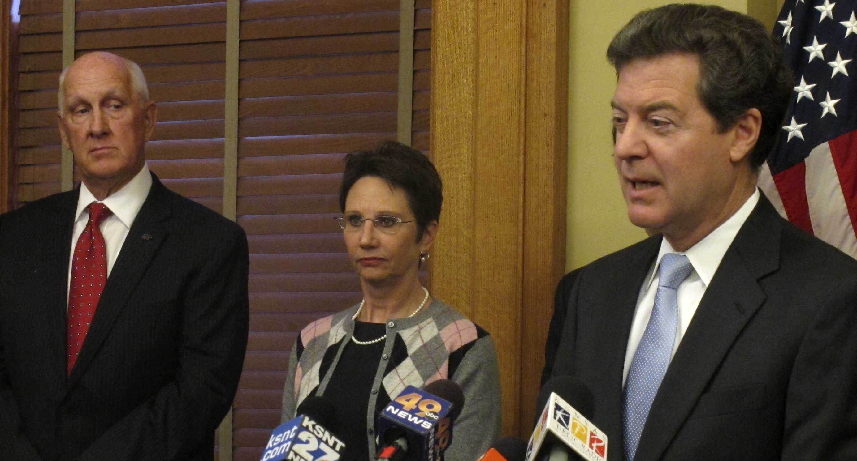 Kansas Governor nominated as US Religious Freedom Ambassador