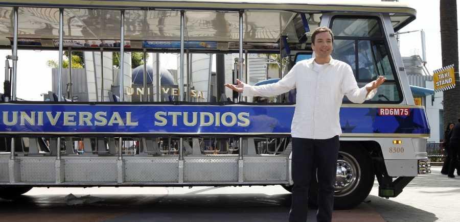 Jimmy Fallon at Universal