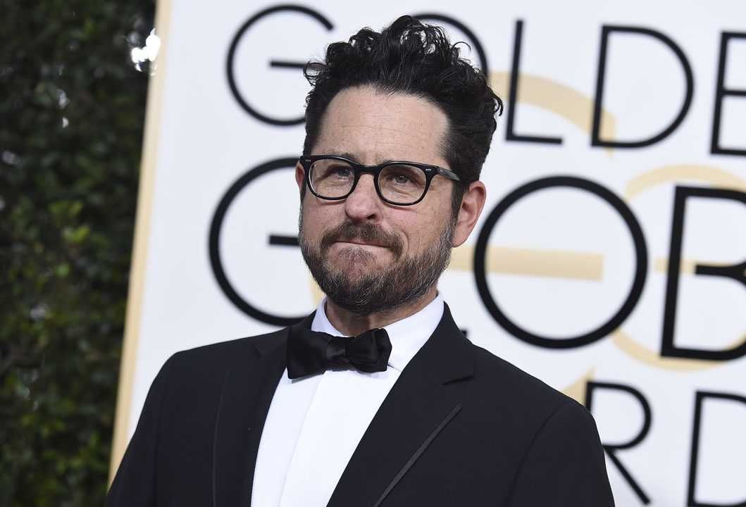 J.J. Abrams arrives at the 74th annual Golden Globe Awards at the Beverly Hilton Hotel on Sunday, Jan. 8, 2017, in Beverly Hills, Calif. (Photo by Jordan Strauss/Invision/AP)