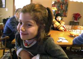 Syrian refugee Dania Khatib