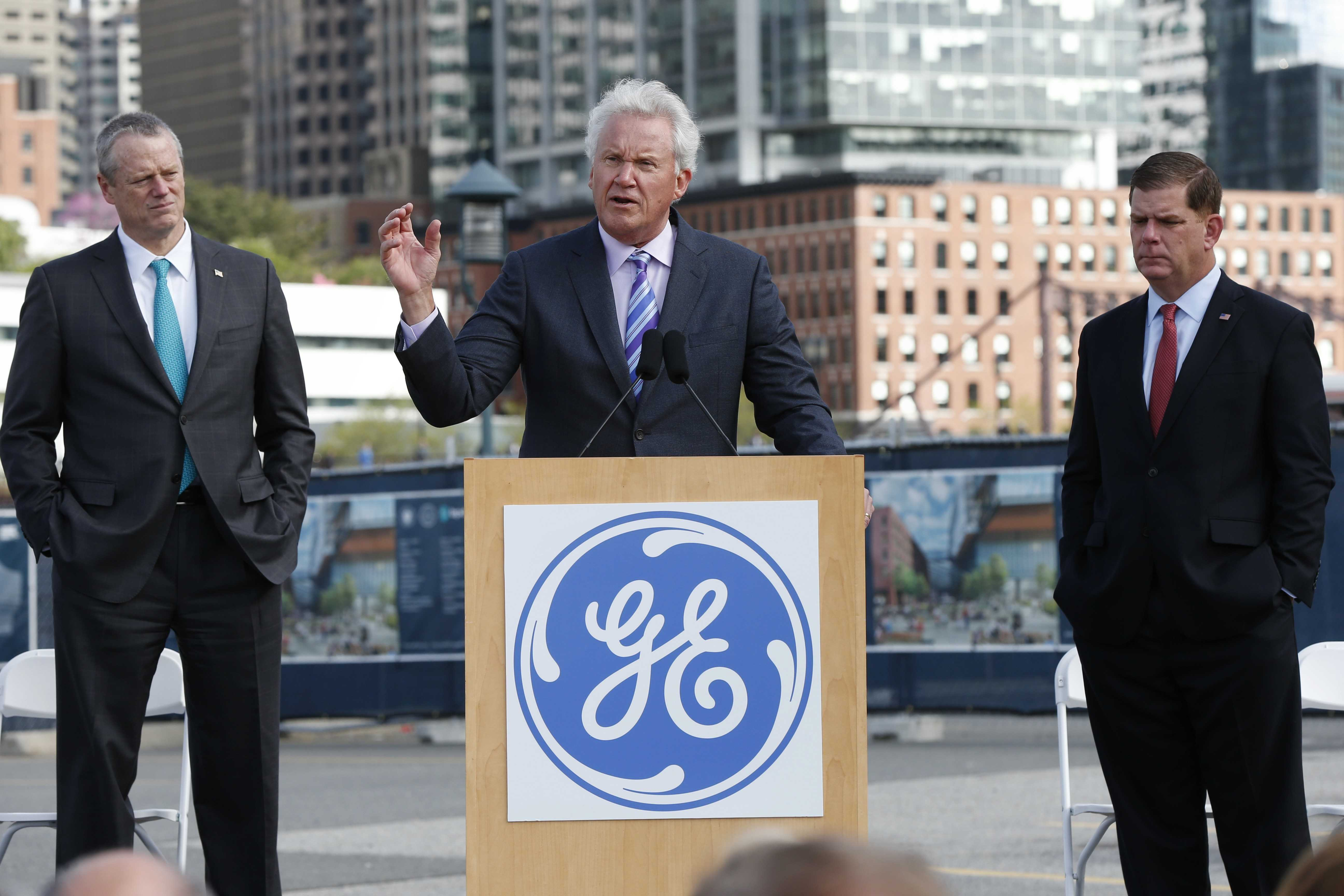 GE's new CEO to review portfolio 'with no constraint'