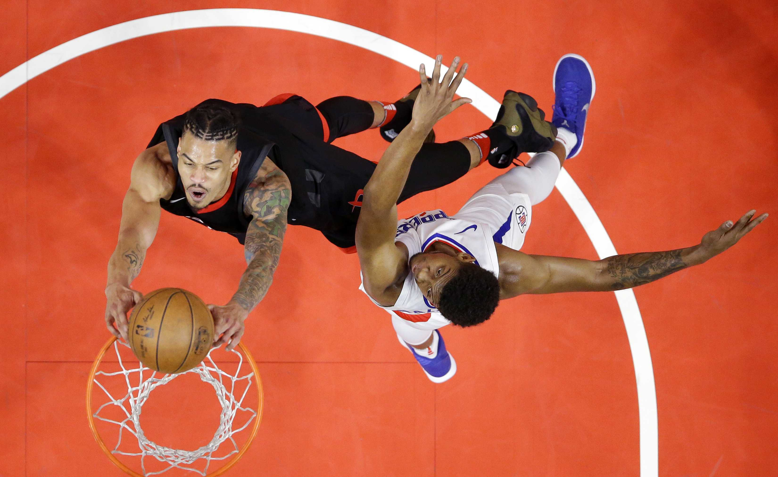 NBA opens investigation into Rockets-Clippers events