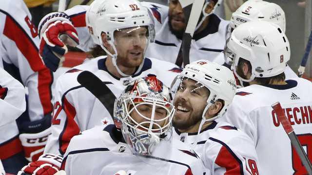 Capitals beat Penguins