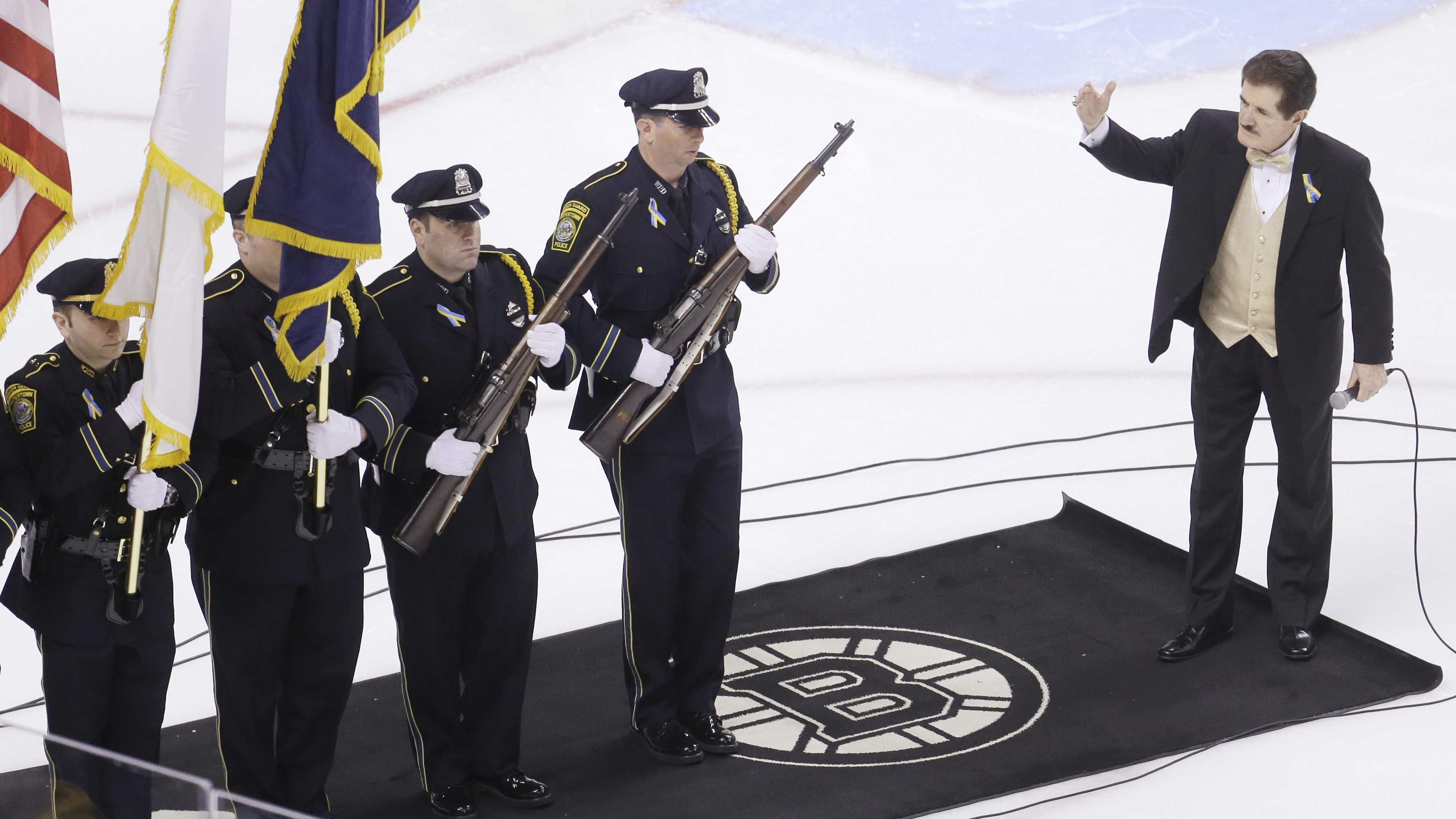 Longtime Bruins Anthem Singer Rene Rancourt Retiring After Season