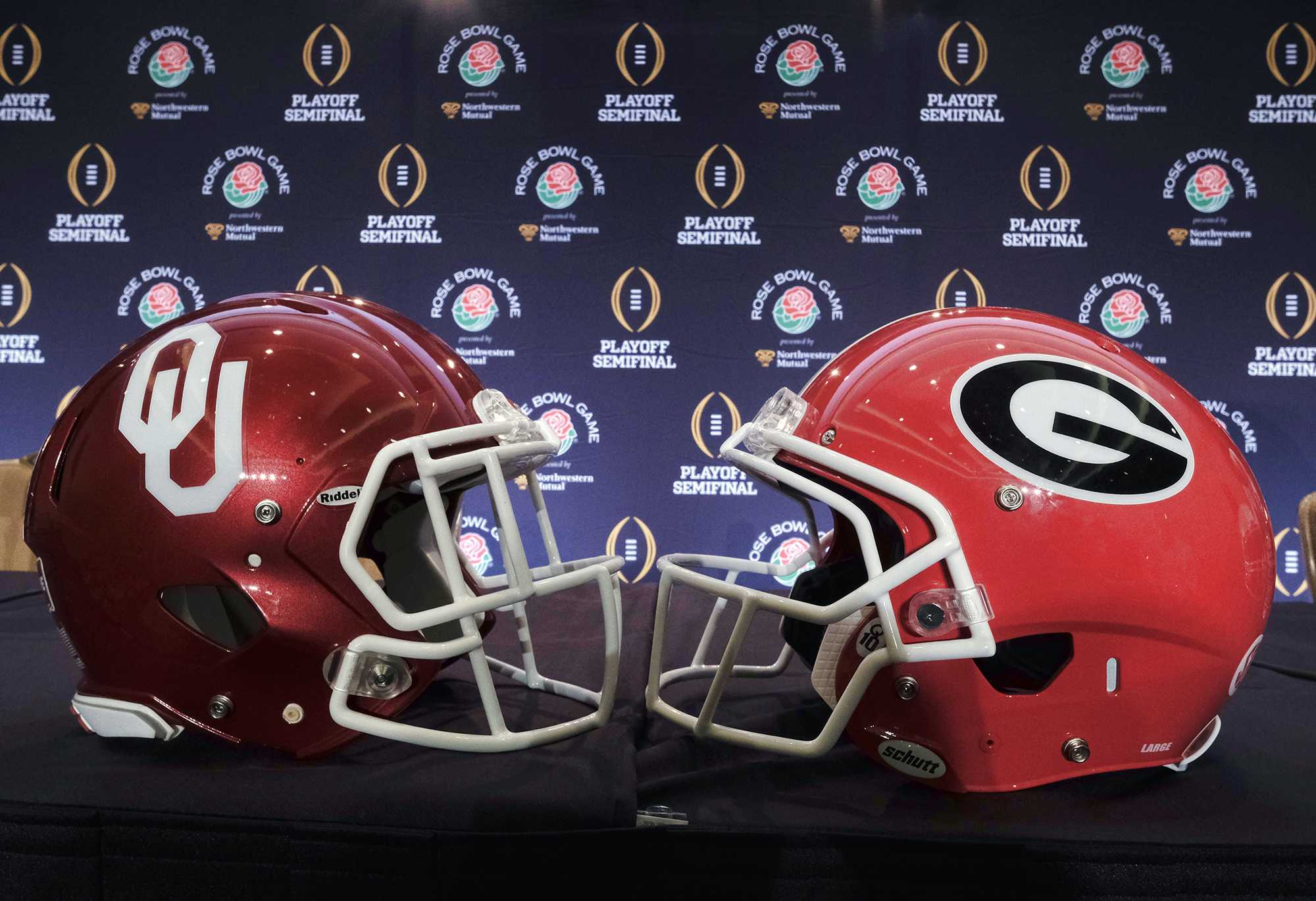 Rushing duo carries Bulldogs over Sooners in epic Rose Bowl finish