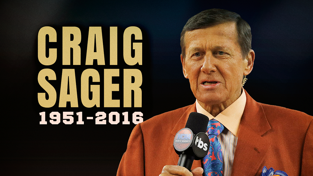 Craig Sager passed away on Dec. 15.