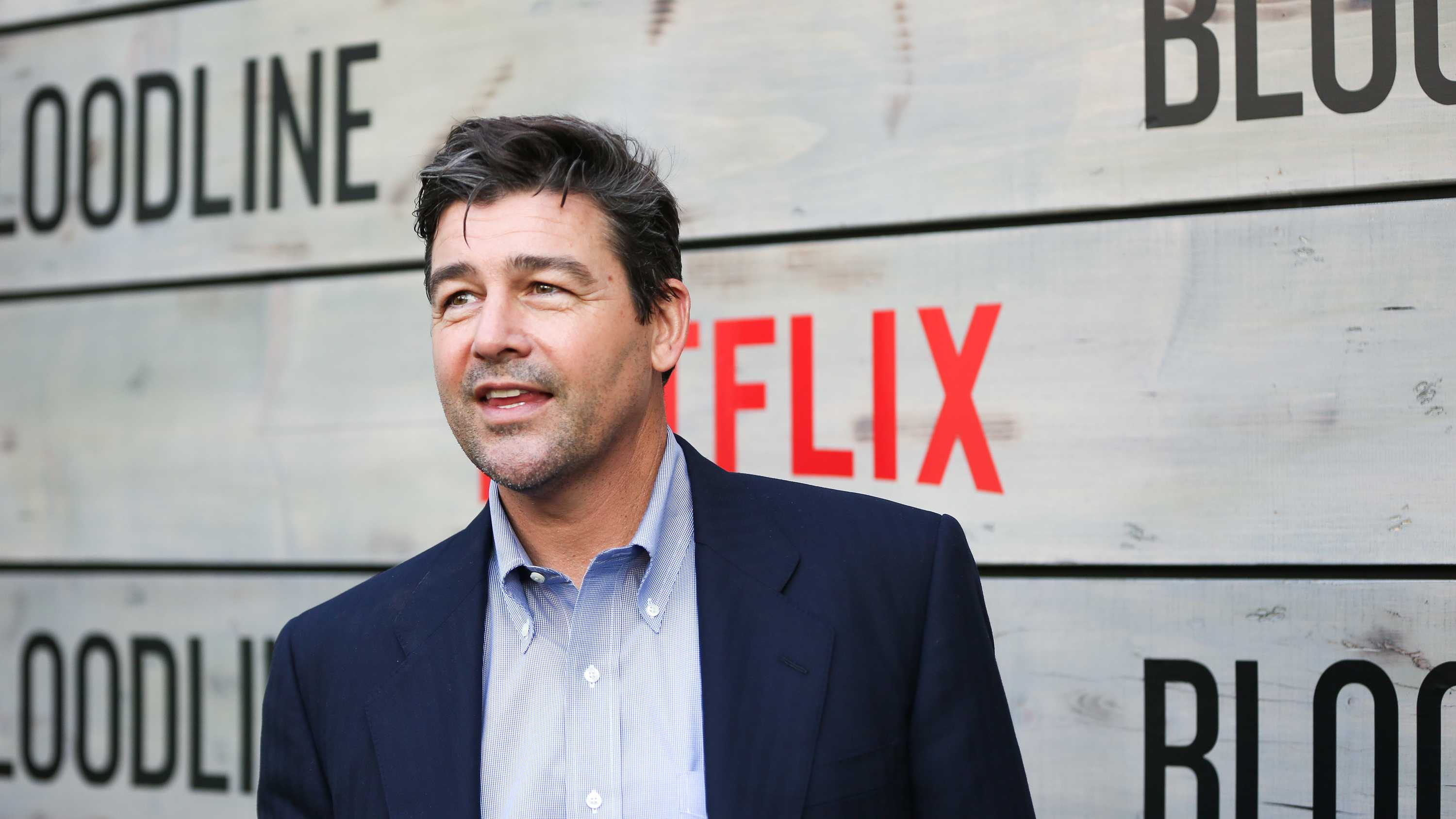 "Kyle Chandler arrives at the Premiere of ""Bloodline"" Season Two at Westwood Village Theatre on Tuesday, May 24, 2016, in Los Angeles."