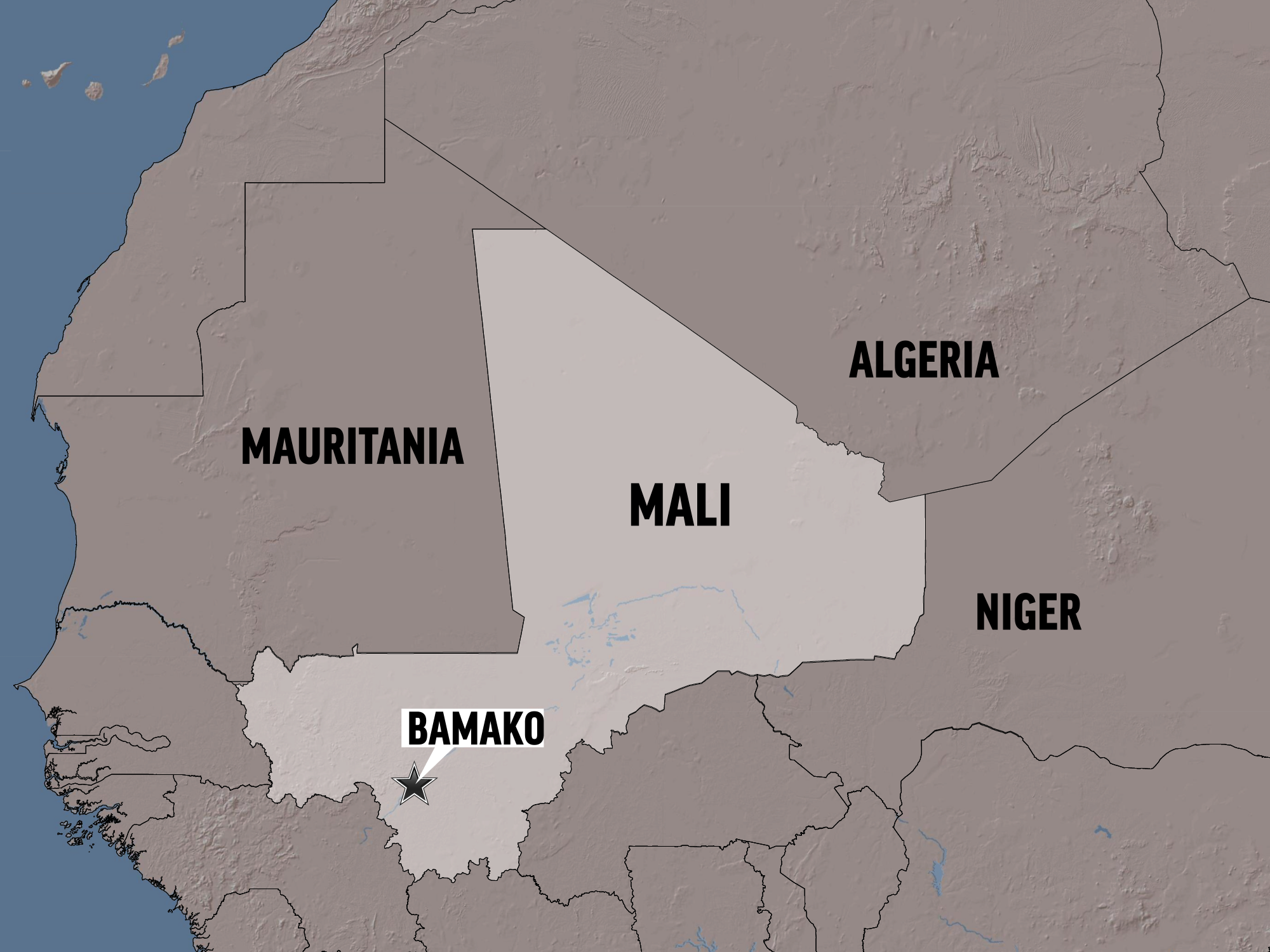 Mali official says at least 2 dead in attack