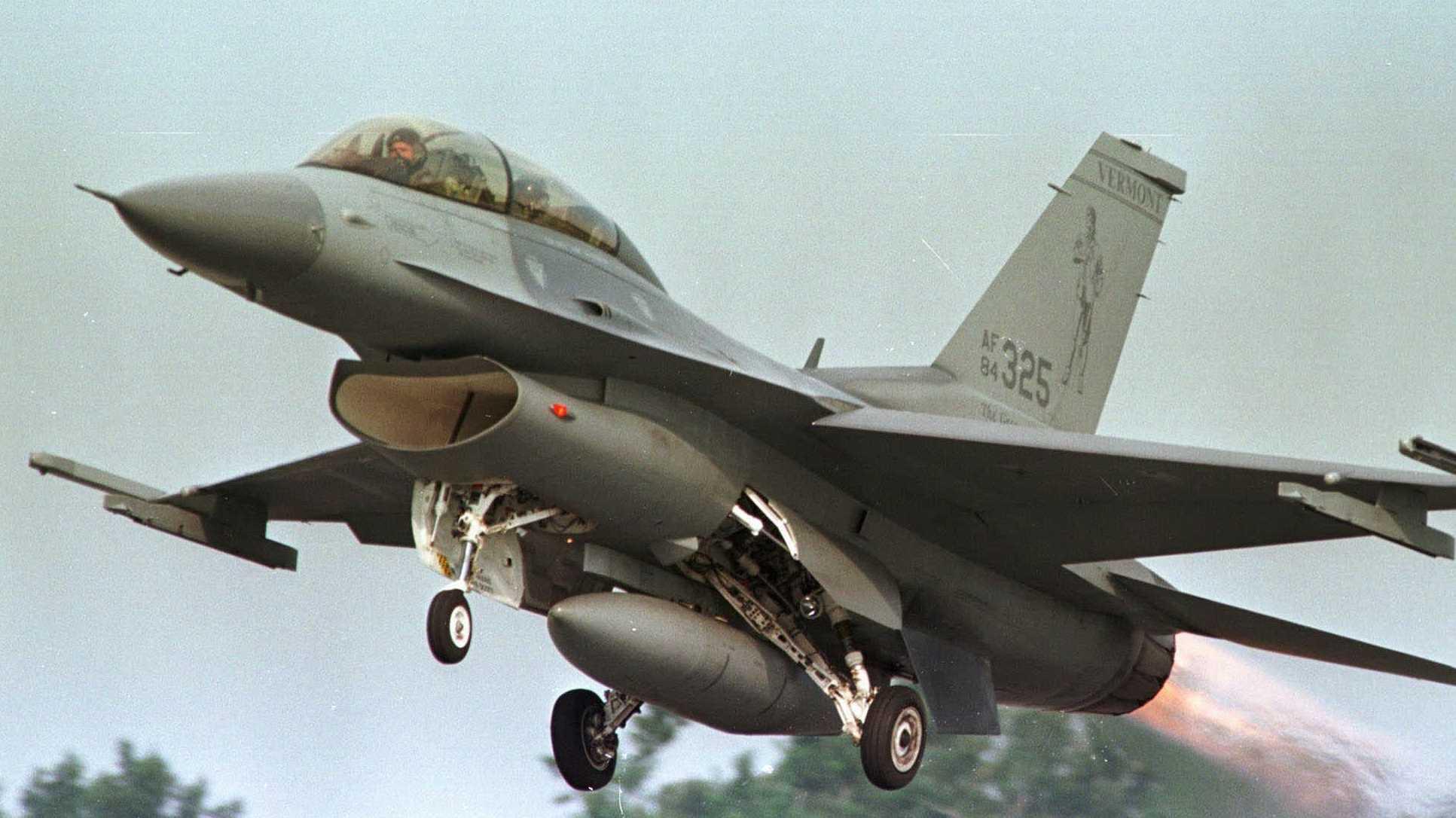 F-16D generic