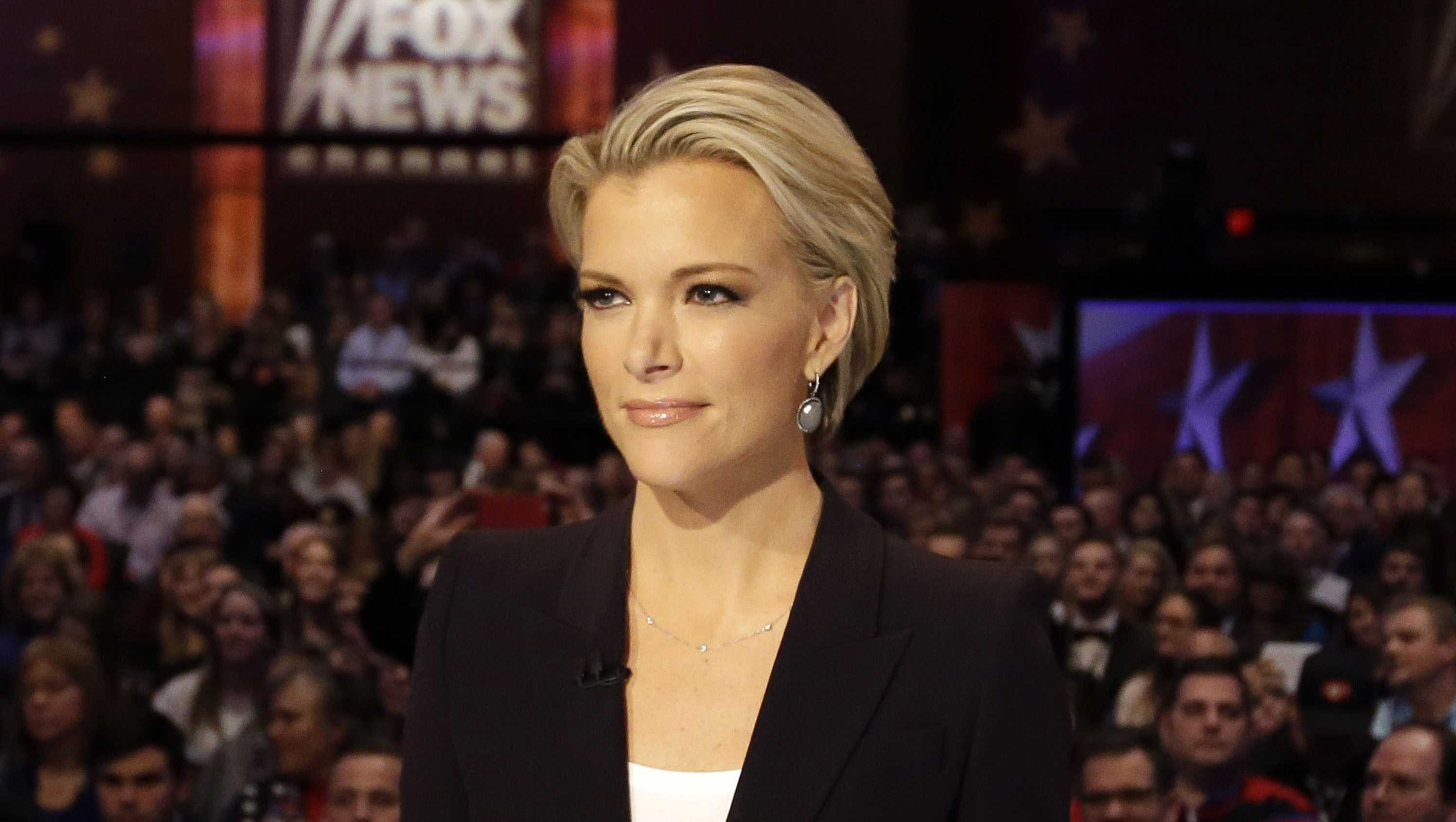 Megyn Kelly at FOX News Republican GOP Debate