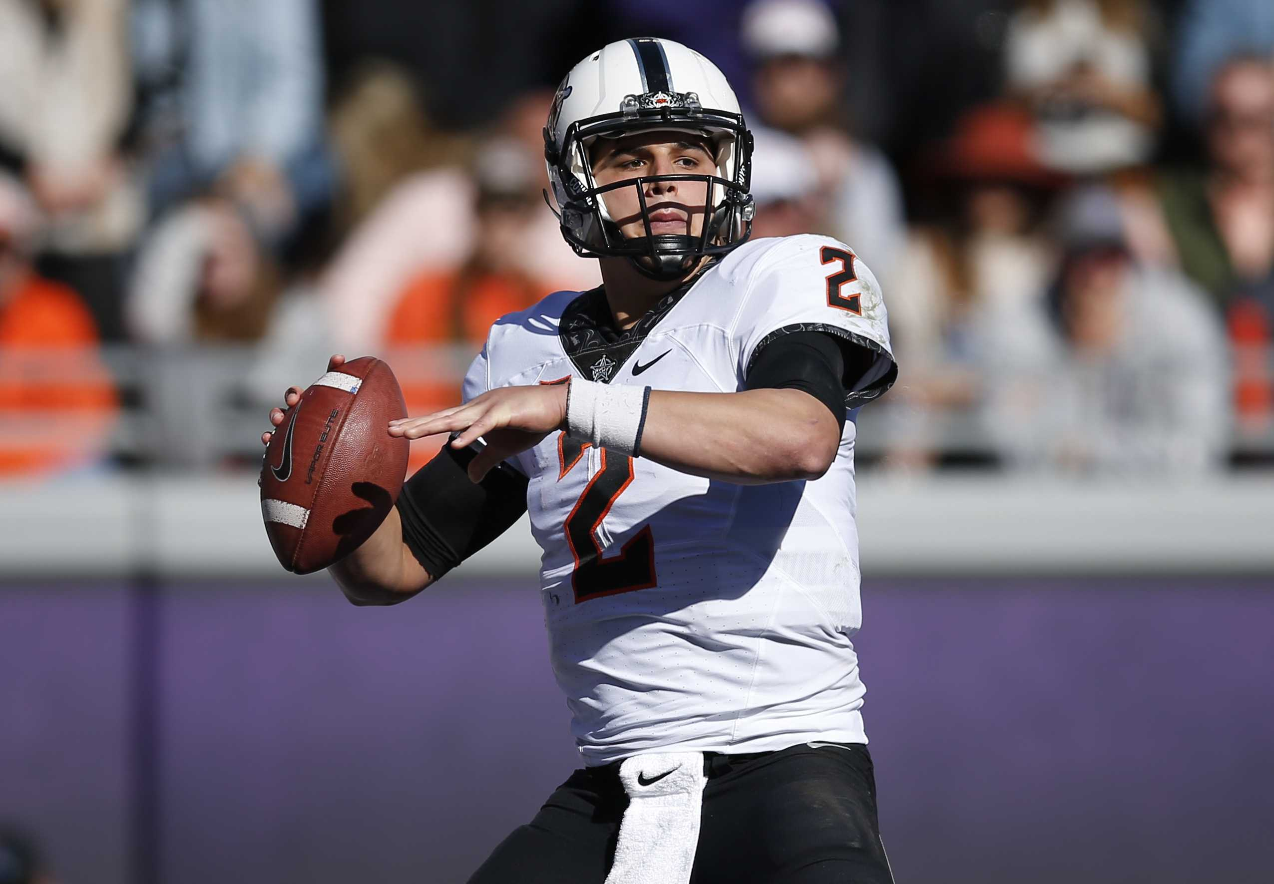 Oklahoma State wearing sharp uniform combo for South Alabama game