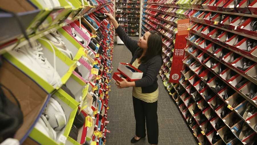 Shoe Chain Payless Files For Bankruptcy Protection