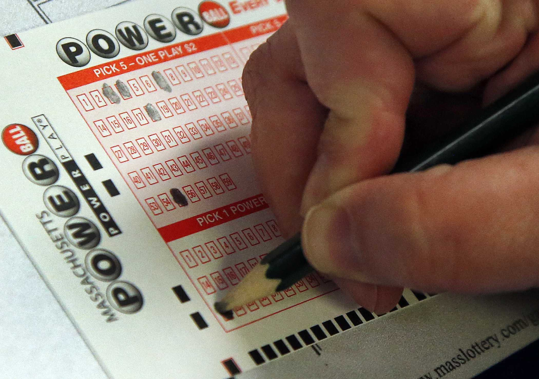With no Wednesday victor, Powerball jackpot grows