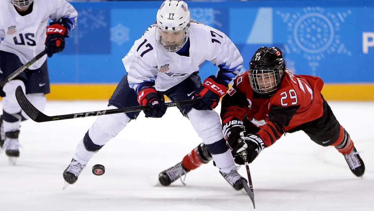 Team USA Women's Hockey