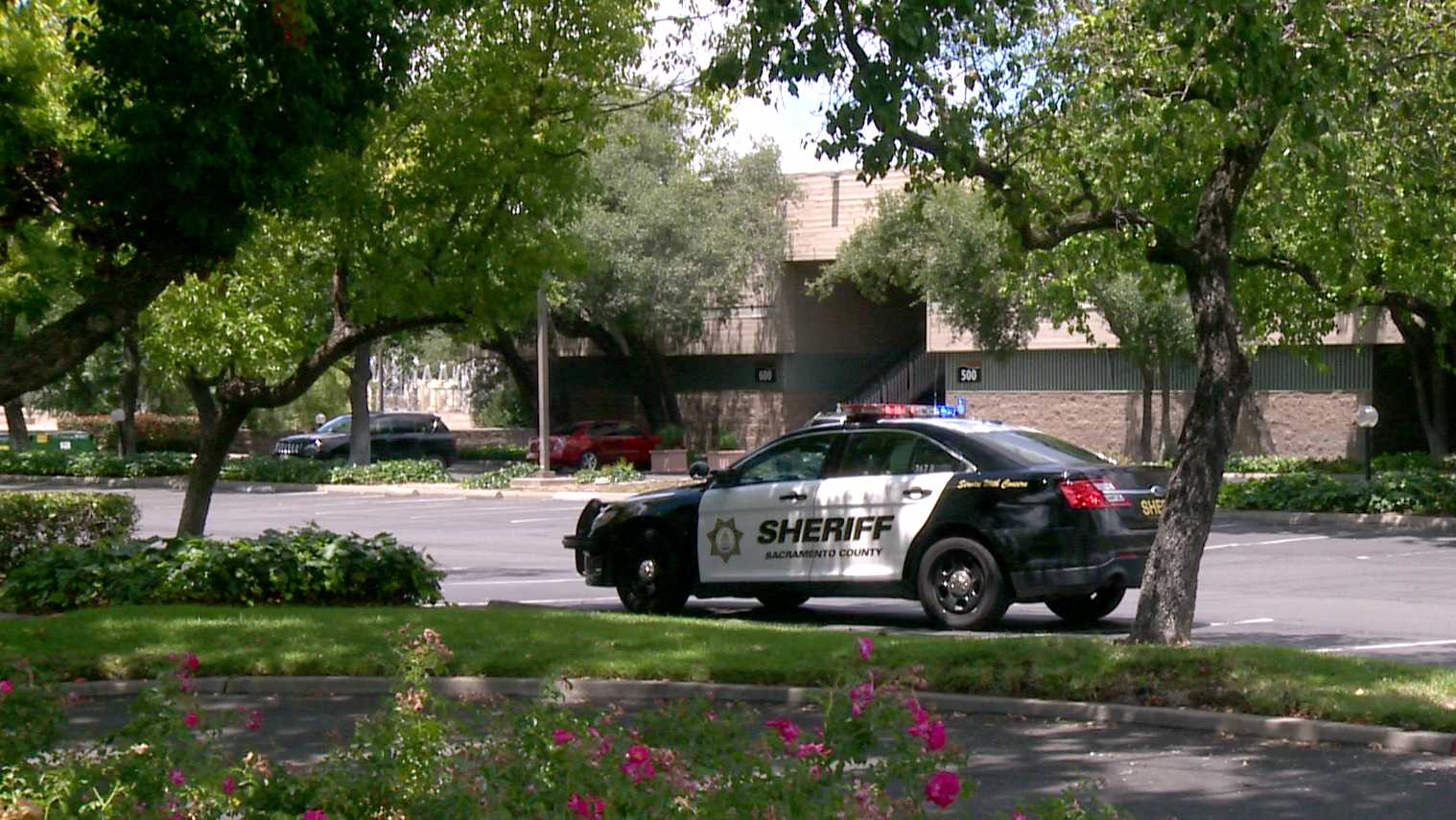 Deputies investigate after an armed man was spotted in an Arden-Arcade area business complex on Sunday, June 11, 2017, the Sacramento County Sheriff's Department said.