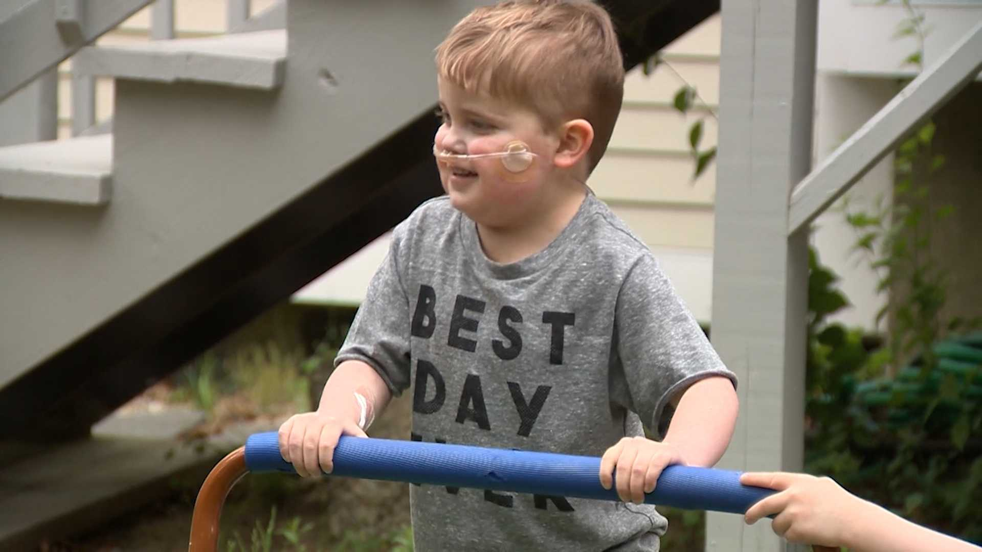 Ari Schultz, 5-year-old heart transplant recipient who went viral, dies
