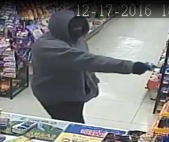 Armed robbery Brookwood Mart