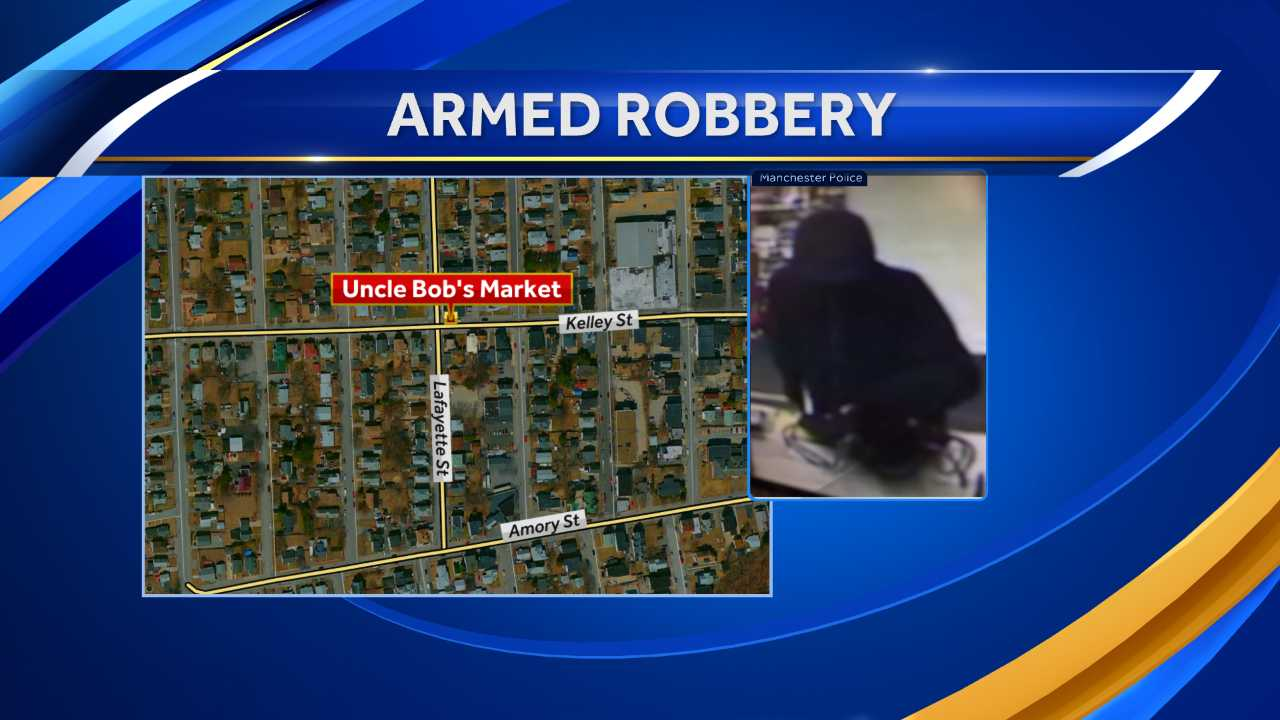 Police seeking armed robbery suspect