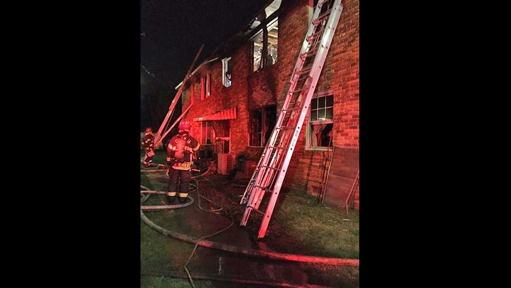 Fatal arson fire