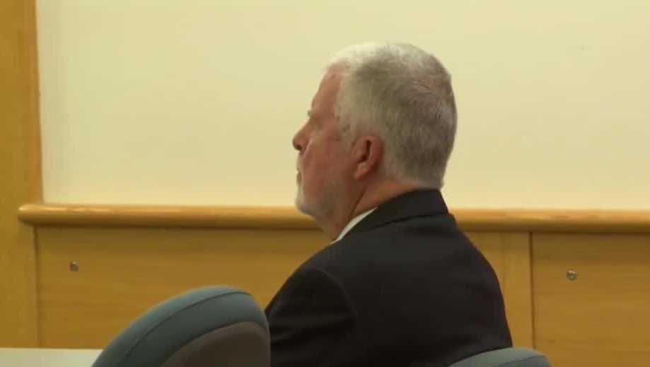 Arthur Peekel sentencing