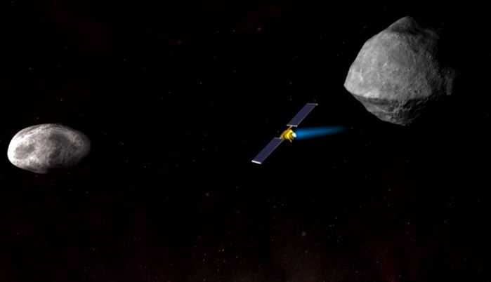 NASA wants to throw DART at an asteroid | Louisville Telegraph