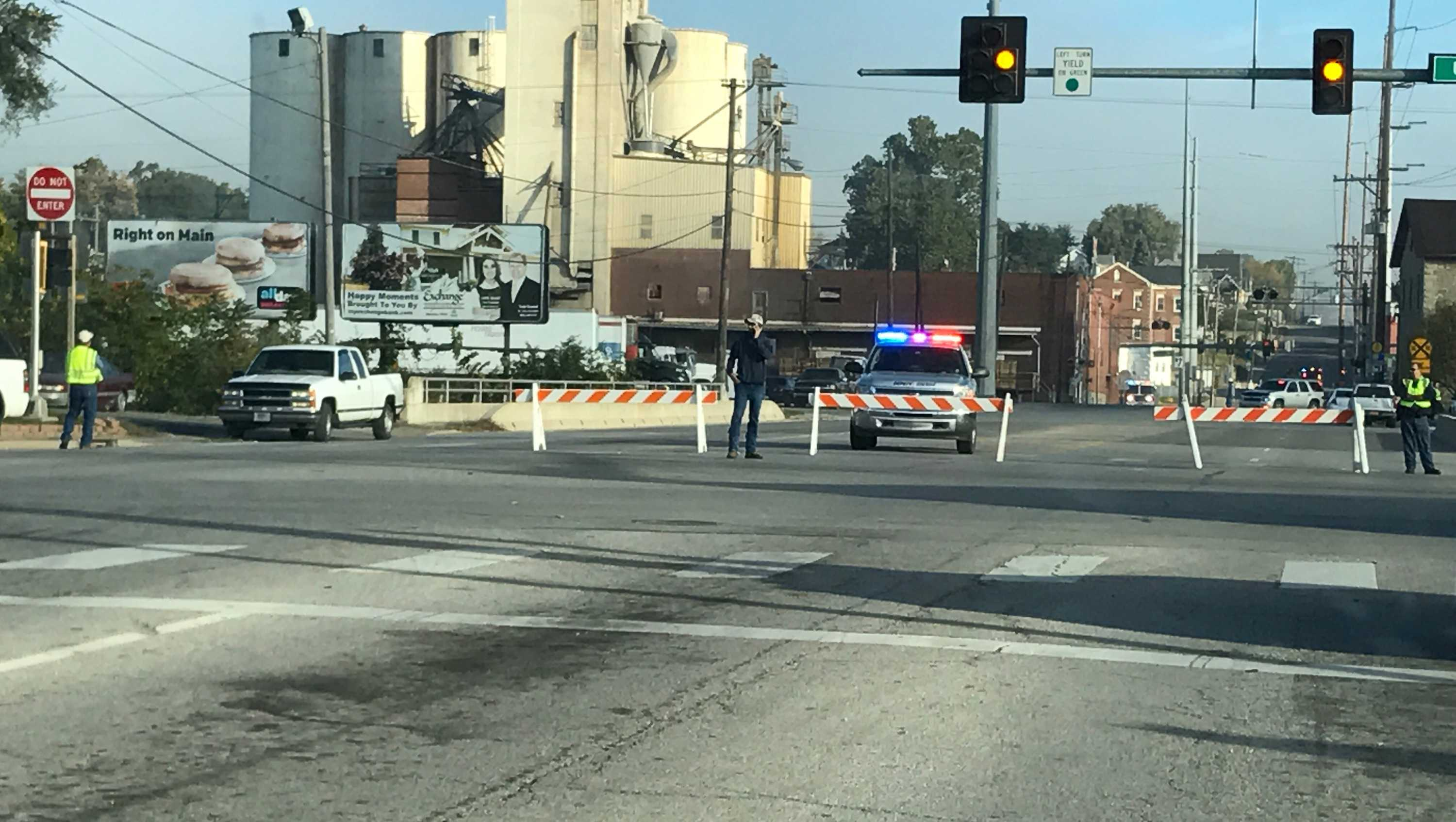 Atchison chemical spill