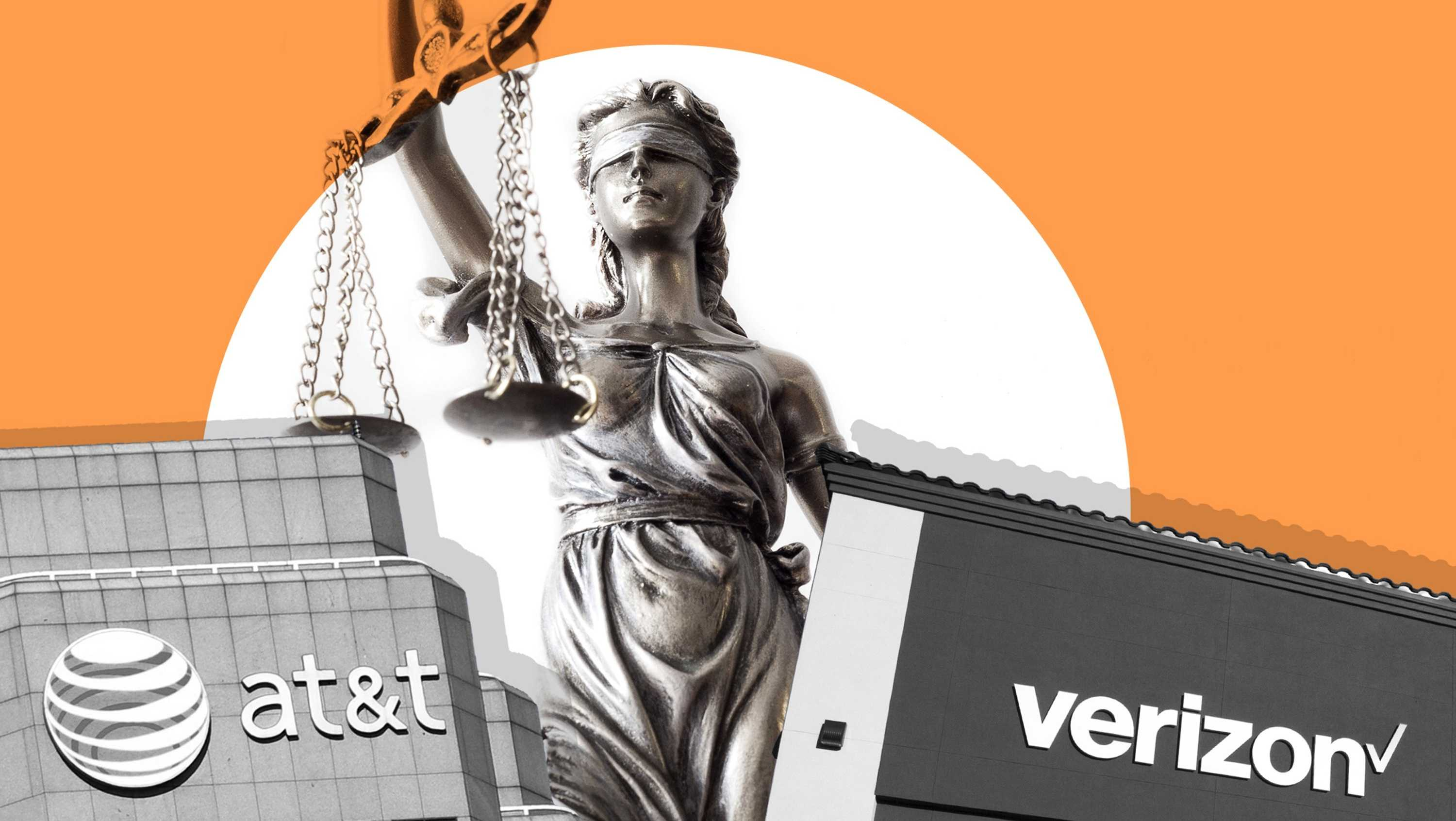 The U.S. Justice Department is probing some of the leading wireless carriers and an industry group over possible coordination to make it harder for customers to switch carriers.