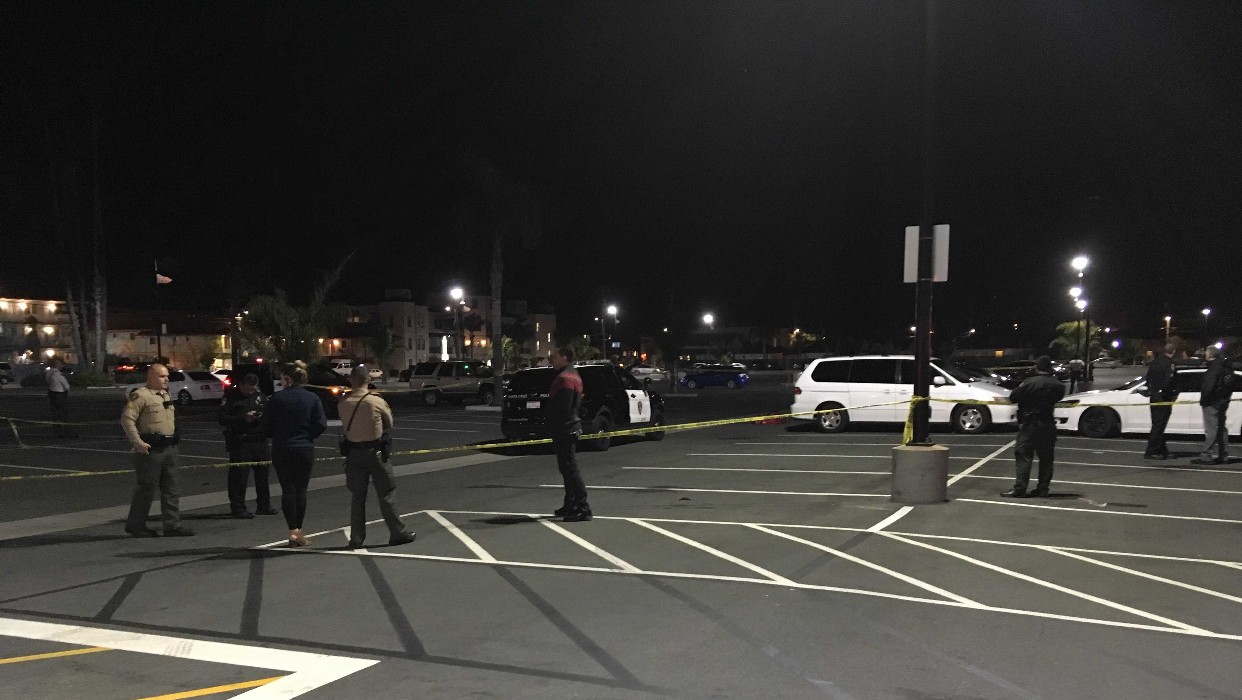 Santa Cruz shooting