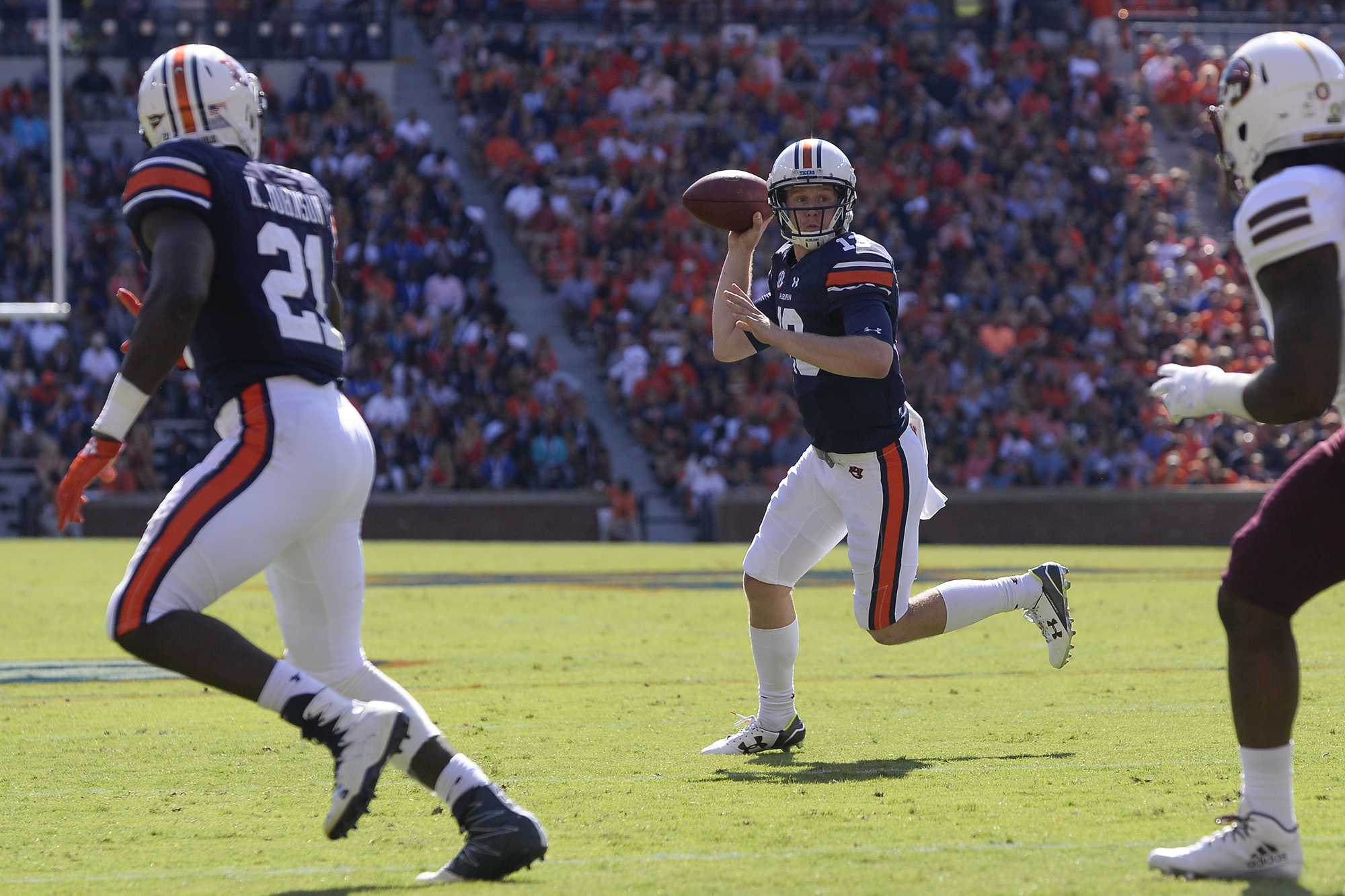 Auburn hopes to hold onto momentum from LSU win