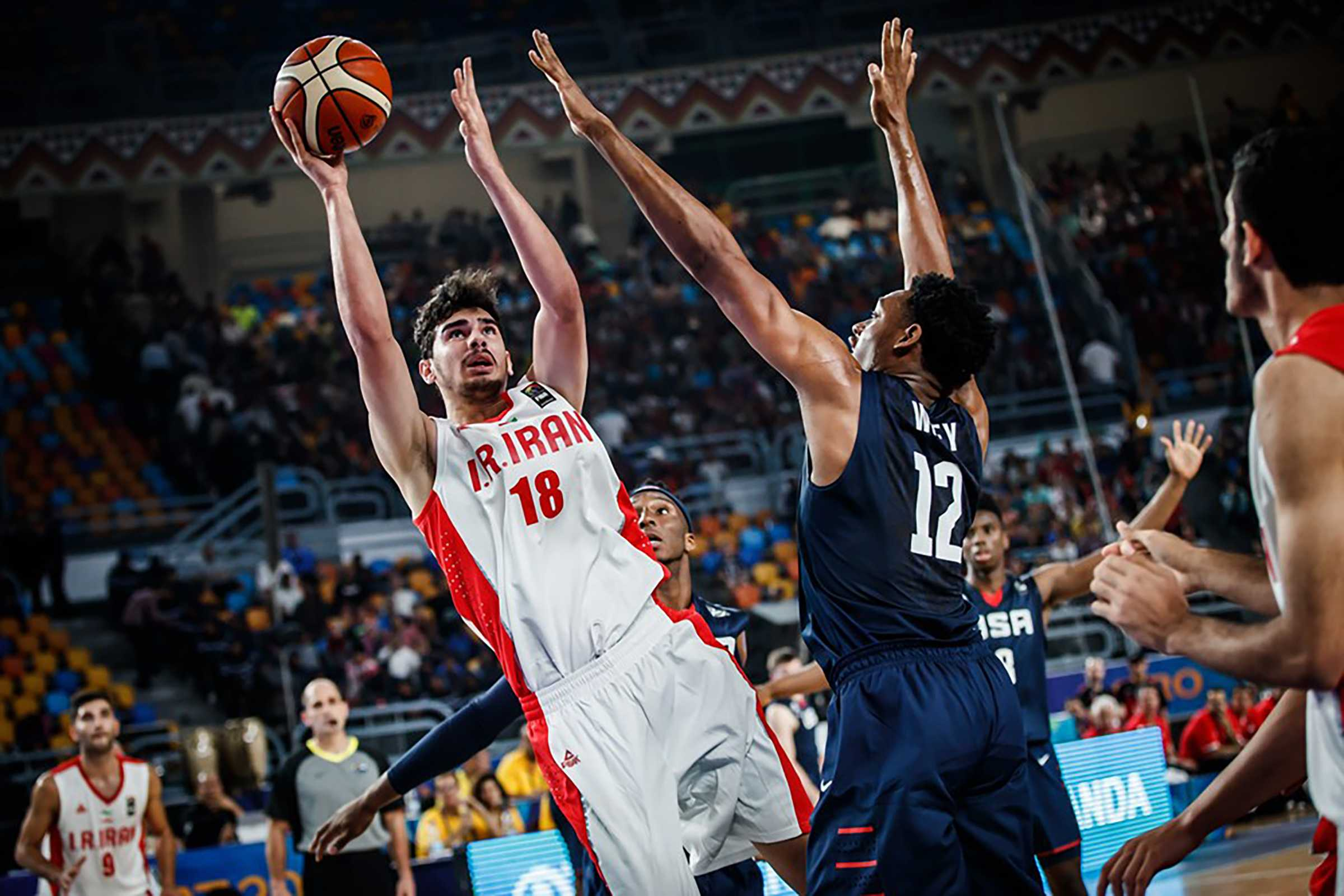 Team USA handles Angola, 109-68