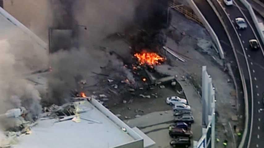 Australian plane crash