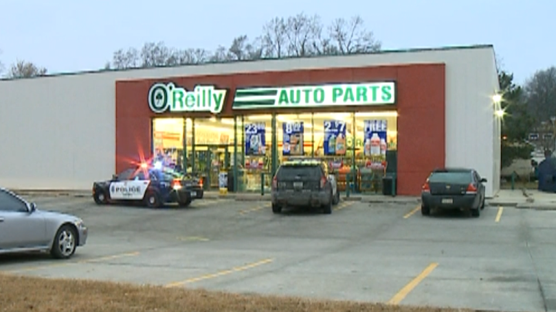 Reported Robbery O'Reilly Auto Parts