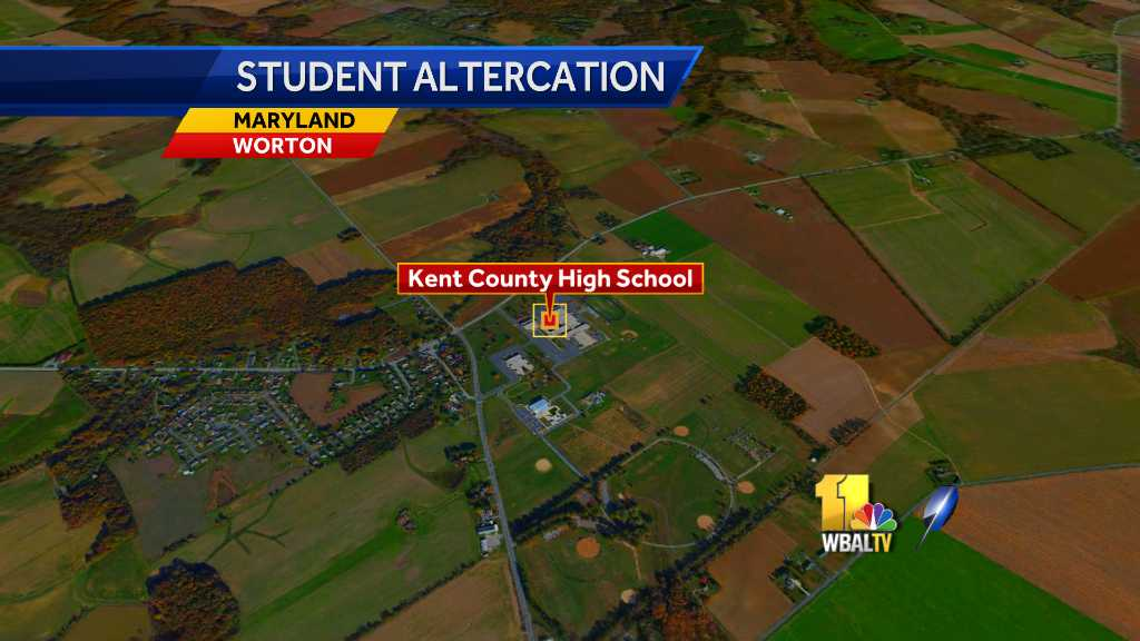 Kent County High School map