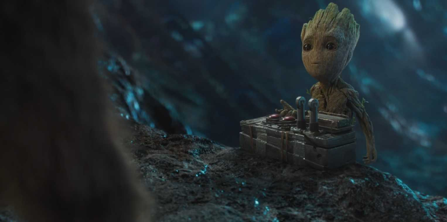 Groot is the best part of the 'Guardians of the Galaxy' movies