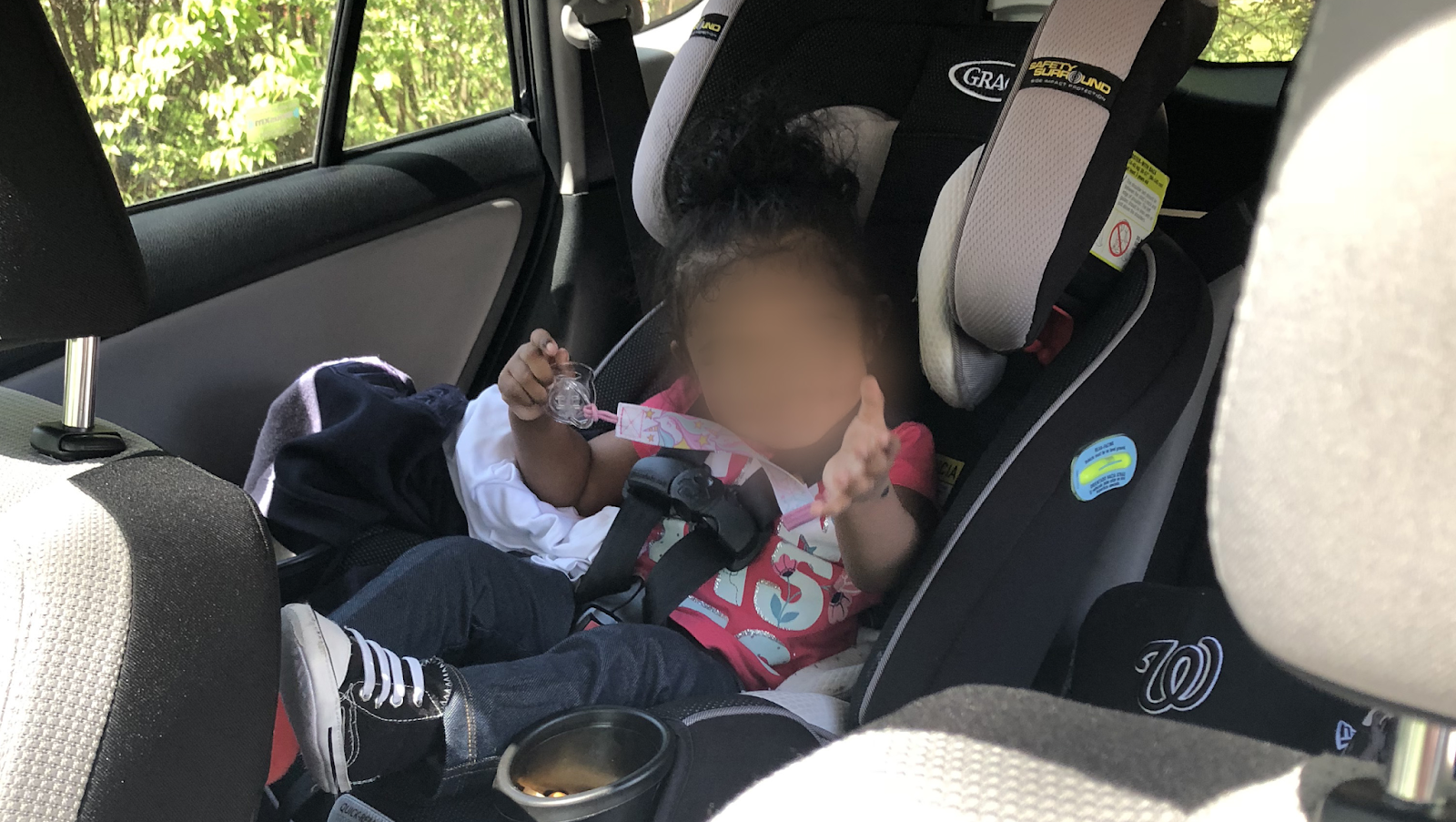 baby left in car