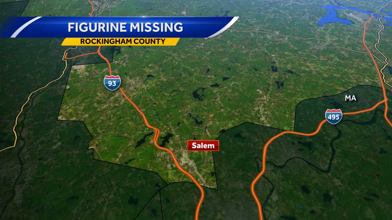 Baby Jesus figurine stolen in Salem
