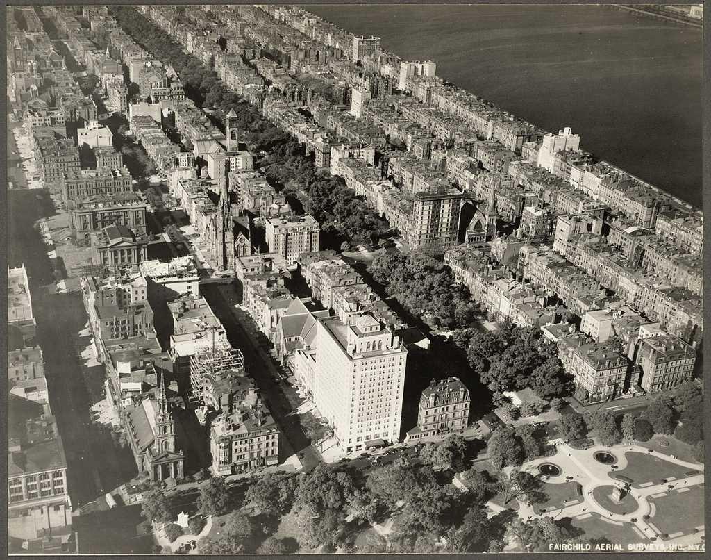 Back Bay in 1928