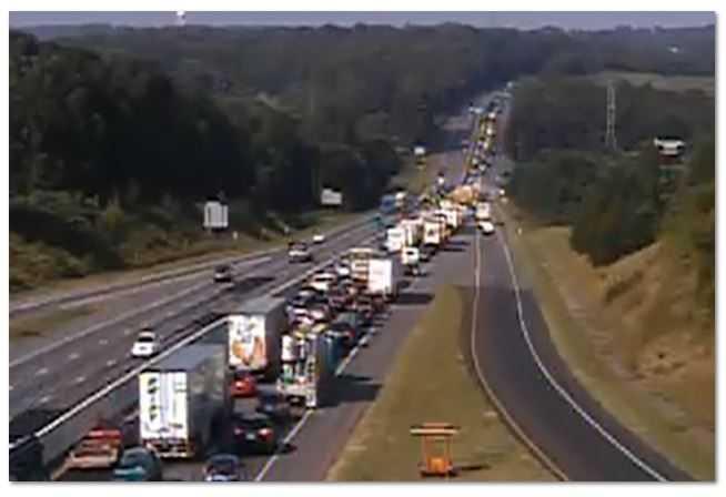 Highway Patrol investigating fatal tractor trailer crash on I-26