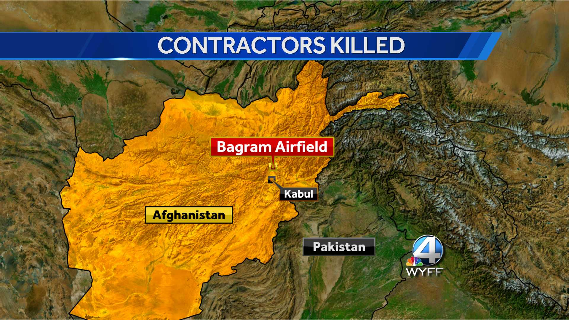 Bagram Airfield attack