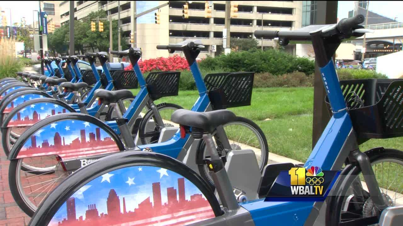 Baltimore Bike Share