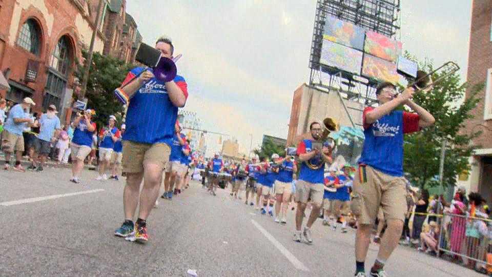 2017 Baltimore Pride Parade