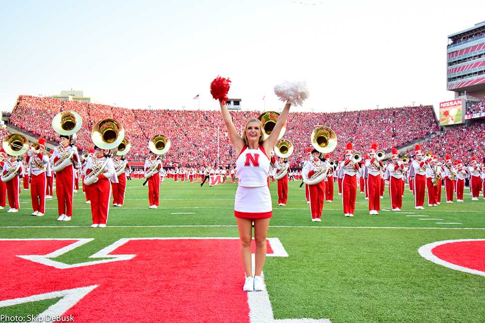 Notes from the first half: Nebraska vs. Northern Illinois, Sept. 16