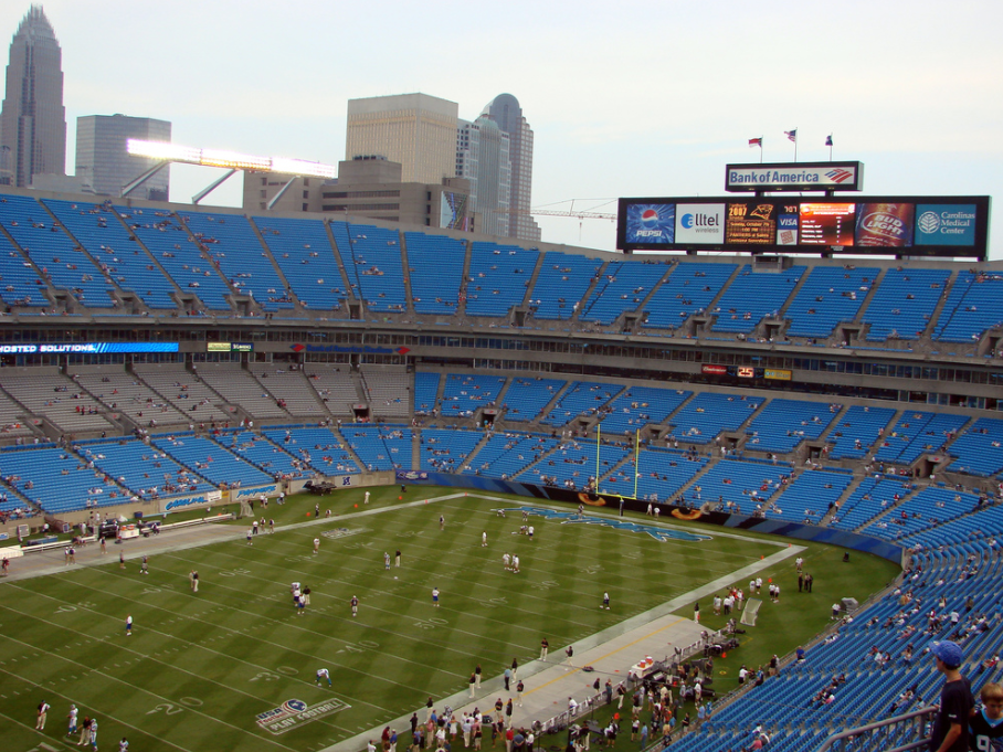 Panthers help police pursue charges against fan after fight