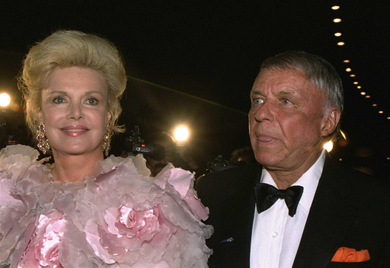 Remembering Barbara Sinatra Her Life In Photos
