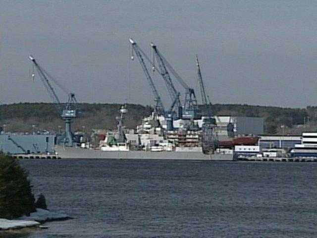 Maine shipyard loses out on Coast Guard contract