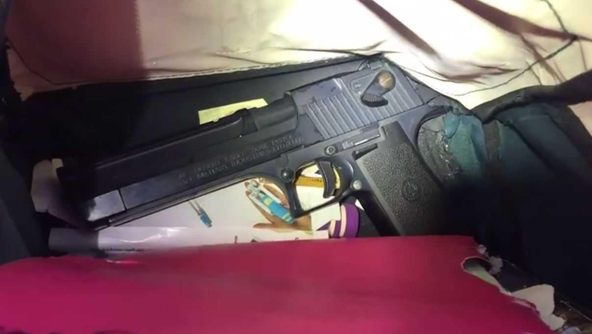Vacaville BB gun