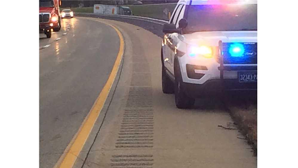 Bear hit I-81