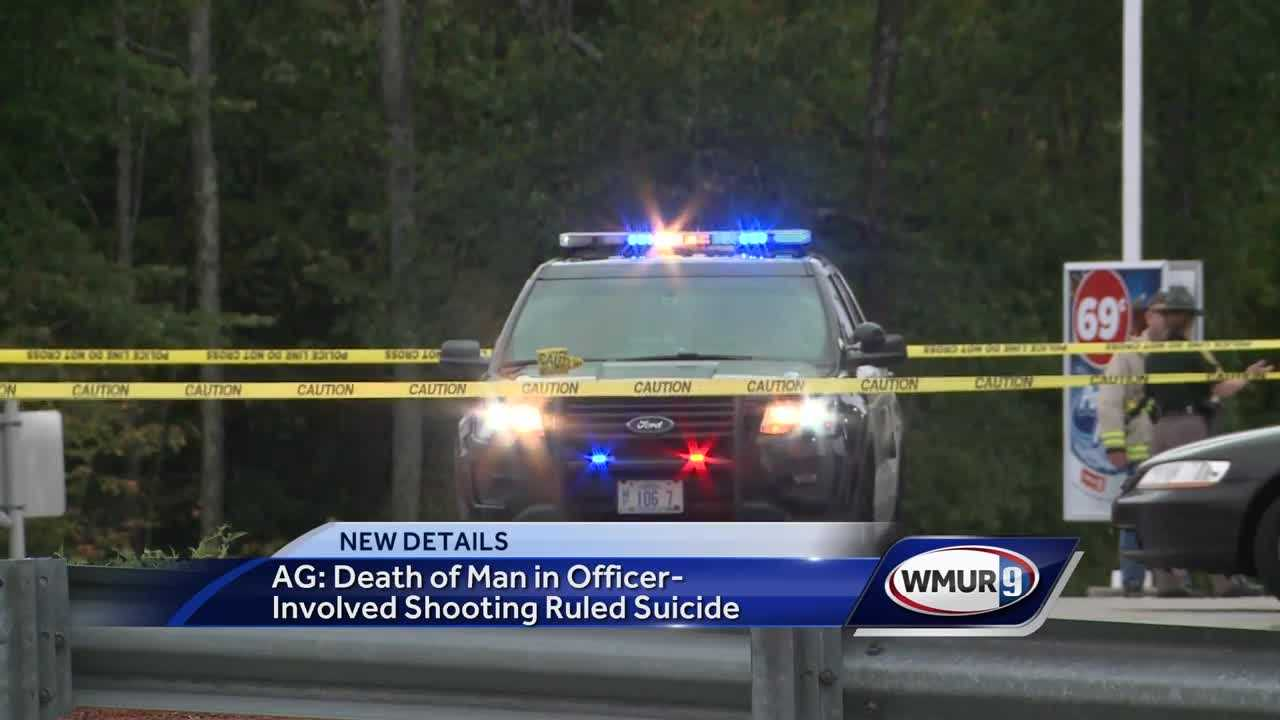 AG: Death of man in officer-involved shooting ruled suicide