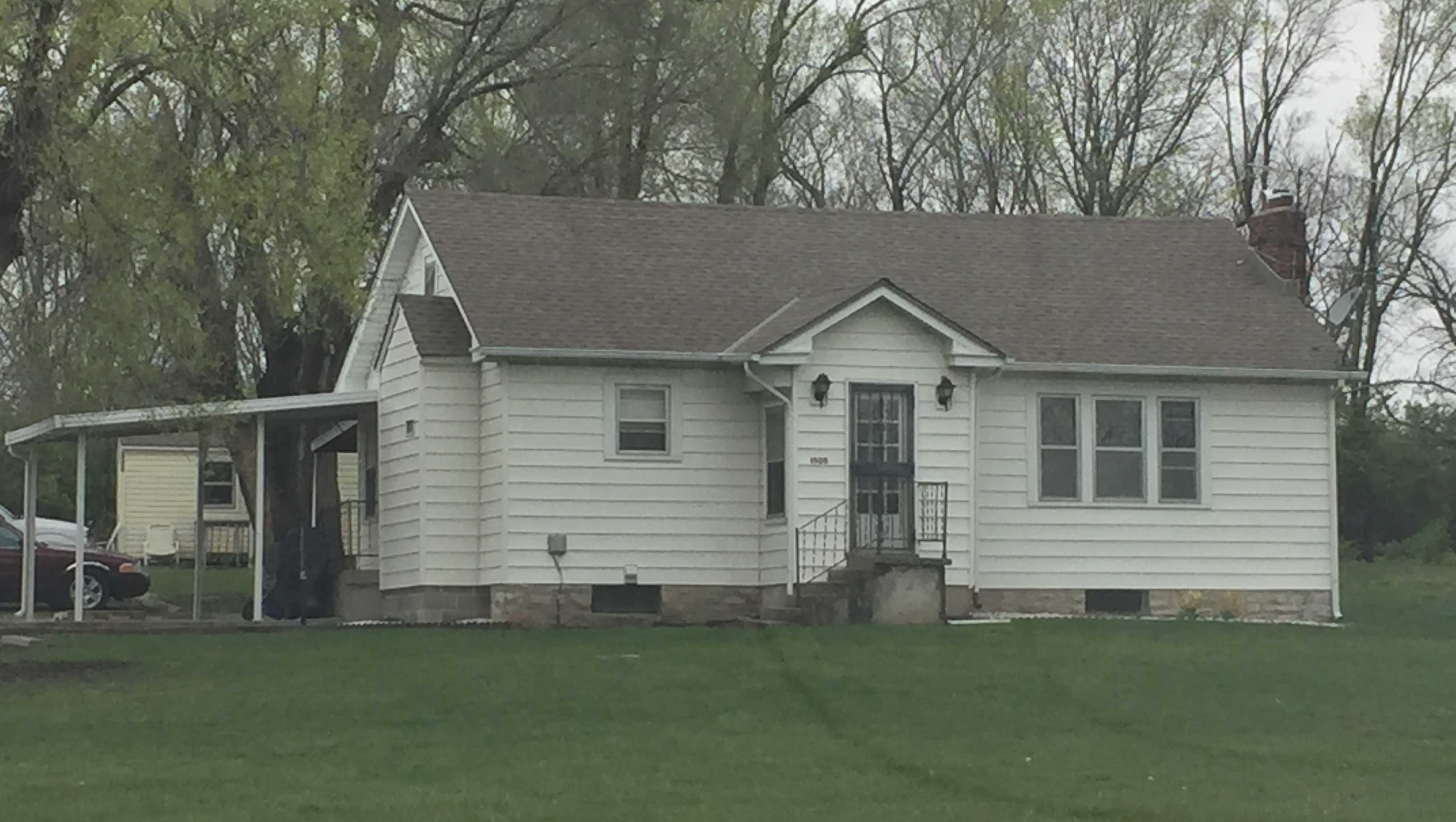 Belton homicide, North Scott Avenue