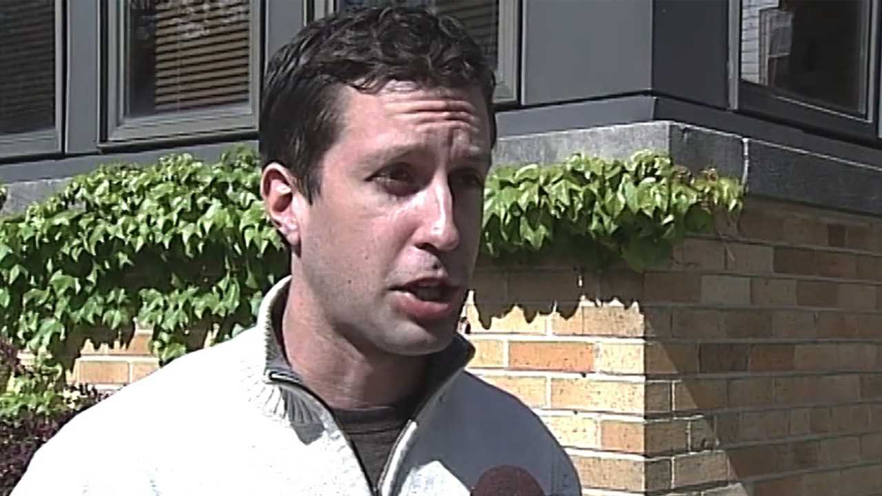 Benjamin Sparks was the communications director for the Republican Party of Wisconsin in 2012.